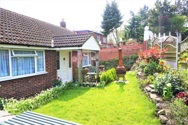 Thumbnail Detached bungalow for sale in Bunkers Hill, Belvedere