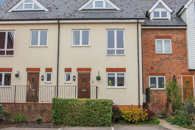 4 bed terraced house for sale in Tekram Close, Edenbridge, Kent TN8
