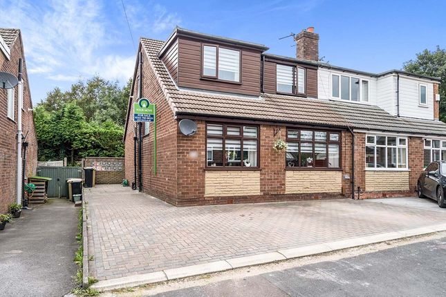 Thumbnail Bungalow for sale in Windsor Avenue, Little Lever, Bolton