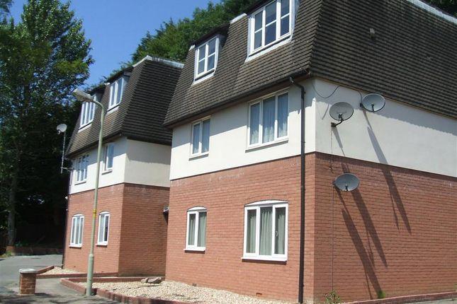 Thumbnail Flat to rent in Haywain Court, Bridgend