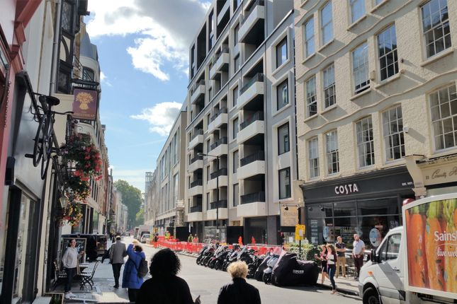 Thumbnail Flat for sale in Rathbone Place, Fitzrovia, London