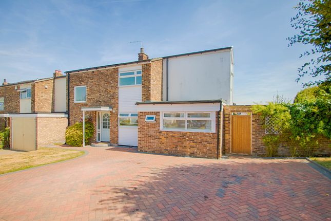 Thumbnail Link-detached house for sale in Herons Wood, Harlow