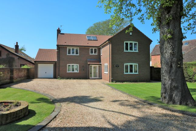 Thumbnail Detached house for sale in The Green, Old Buckenham