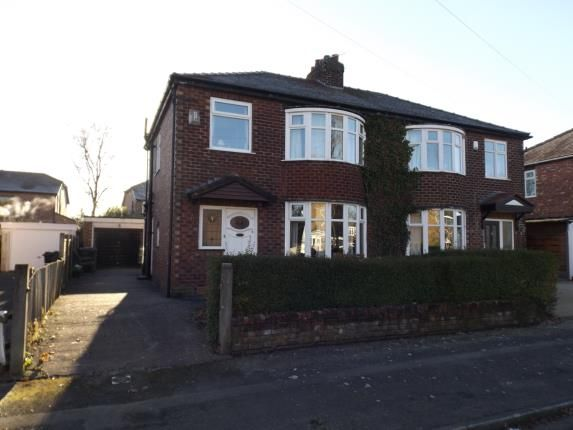 Thumbnail Semi-detached house for sale in Meriton Road, Handforth, Wilmslow, Cheshire