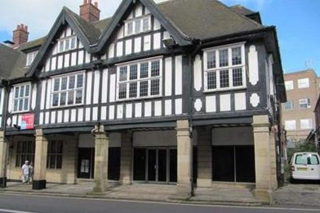 Thumbnail Restaurant/cafe to let in 3-13 Knifesmithgate, Chesterfield