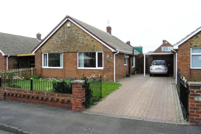Thumbnail Bungalow for sale in Pennine Crescent, Redcar
