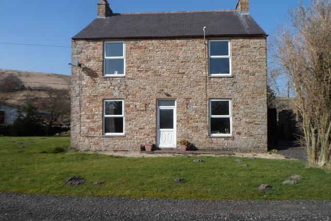 Thumbnail Detached house for sale in Low Byer Park, Alston