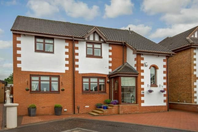 Thumbnail Detached house for sale in Halpin Close, Bellshill, North Lanarkshire
