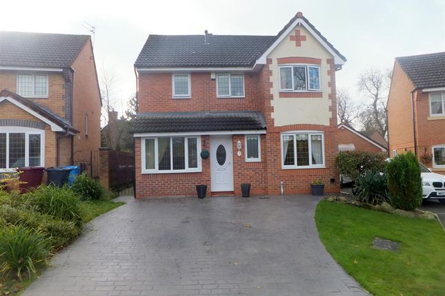 Thumbnail Detached house for sale in Westminster Grove, Prescot