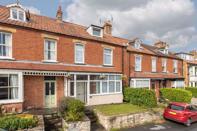 Thumbnail Terraced house for sale in Roxby Terrace, Thornton Dale, Pickering
