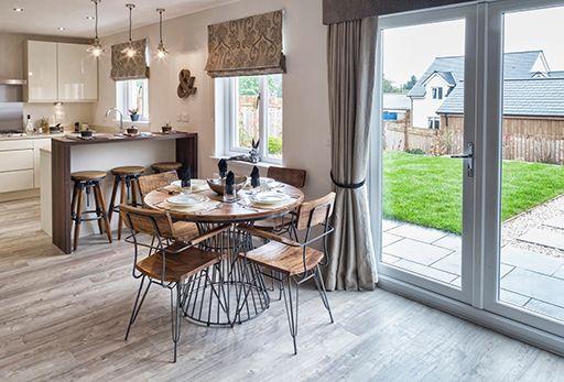 "Thumbnail Detached house for sale in ""Sandholme"" at Crathes, Banchory"
