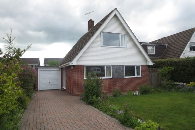 Thumbnail Detached house for sale in Russell Avenue, Alsager, Stoke-On-Trent
