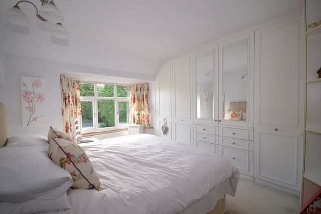 Master Bedroom of Cedar Hill, Alton, Stoke-On-Trent ST10