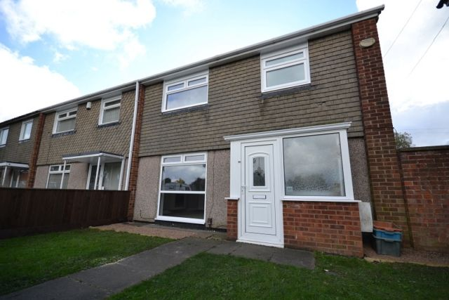 Thumbnail Property to rent in Naseby Drive, Grimsby