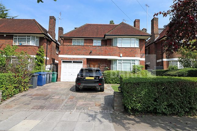 Thumbnail Detached house to rent in Spencer Drive, London