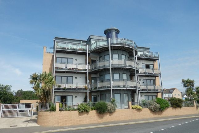 Thumbnail Flat for sale in Lower Marine Parade, Dovercourt