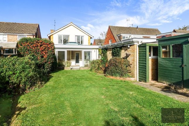 Thumbnail Detached house to rent in Rivermead Road, St. Leonards, Exeter