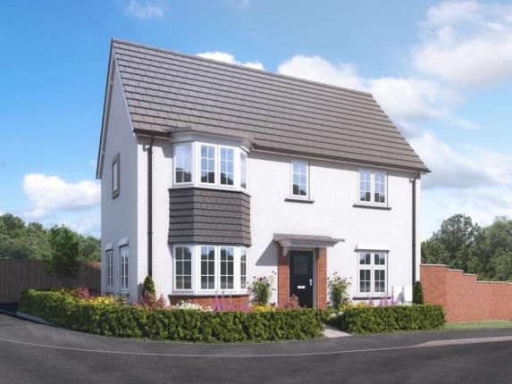 Thumbnail Detached house for sale in Off Dykes Way Wincanton