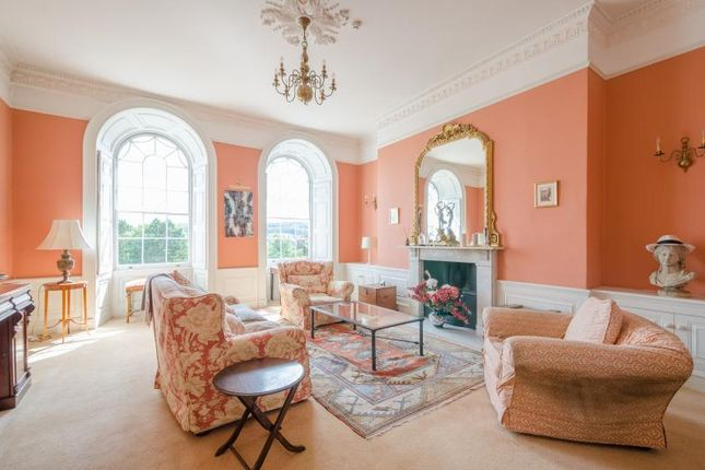 Thumbnail Flat for sale in Camden Crescent, Bath