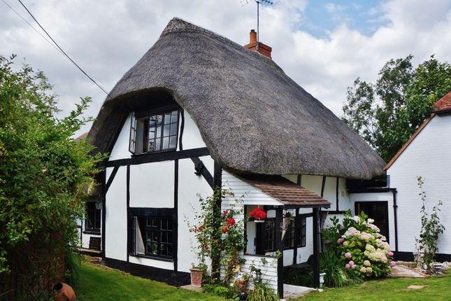 Thumbnail Cottage for sale in School Lane, Milton, Abingdon