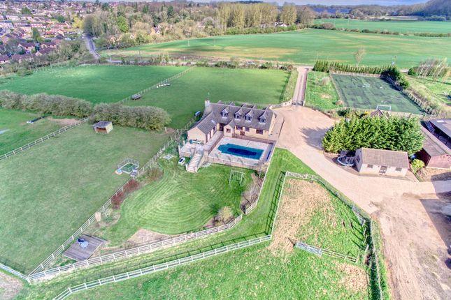 Thumbnail Detached house for sale in Desborough, Northamptonshire