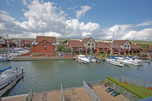 Thumbnail Town house to rent in Bryher Island, Port Solent, Portsmouth