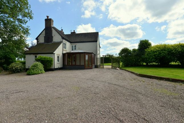 Thumbnail Detached house to rent in Manor Road, Madeley, Crewe