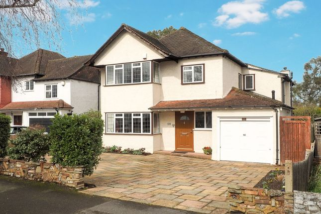 4 bed detached house for sale in Arundel Road, Cheam, Sutton