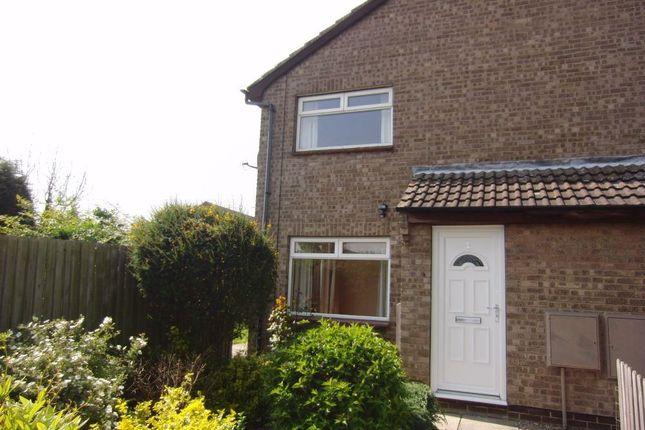 Thumbnail Semi-detached house to rent in Tenterden Way, Leeds