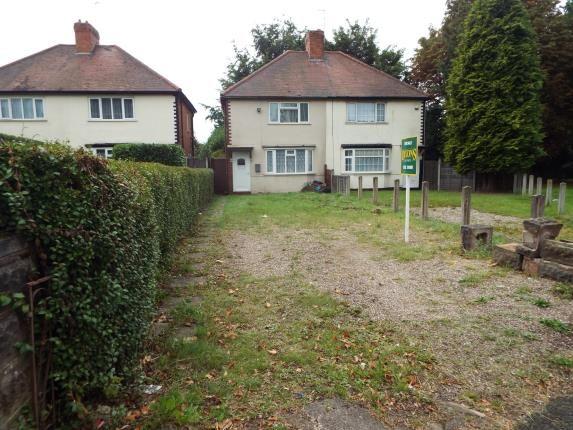 Thumbnail Semi-detached house for sale in Park Lane, Bushbury, Wolverhampton, West Midlands