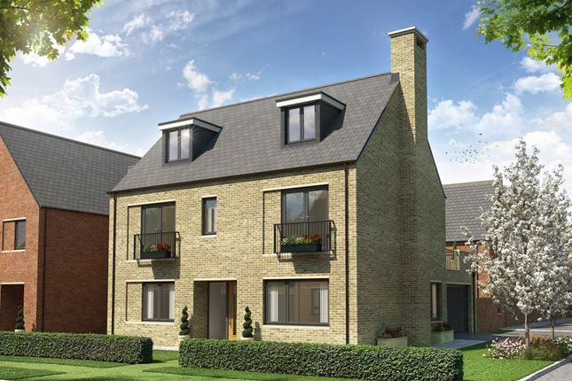 """4 bed detached house for sale in """"Summertown House"""" at Godstow Road, Wolvercote, Oxford OX2"""
