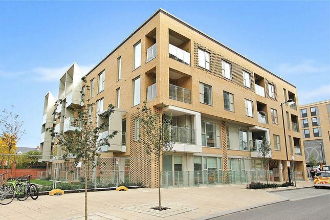 Thumbnail Flat for sale in Station Road, Cambridge