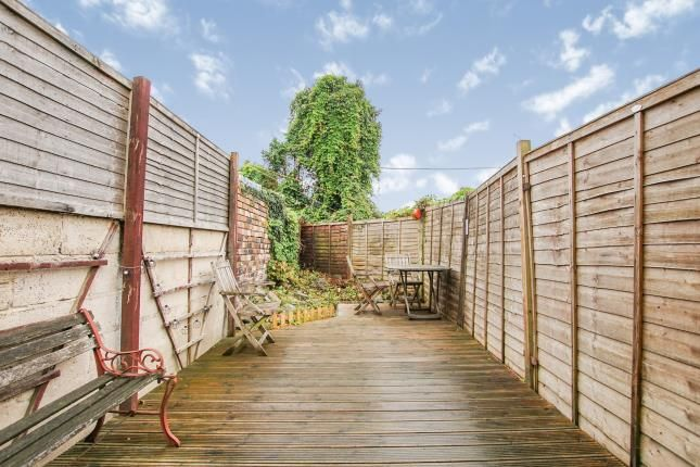 Garden of Two Mile Hill Road, Bristol, Somerset BS15