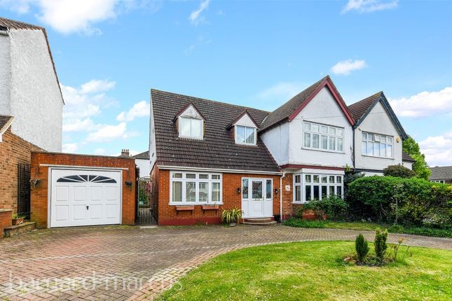 Thumbnail Semi-detached house for sale in Pollard Road, Morden