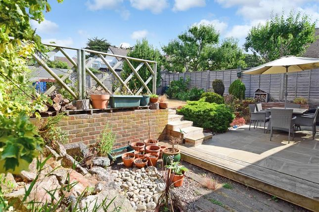Thumbnail Detached bungalow for sale in Cleveland Close, Worthing, West Sussex