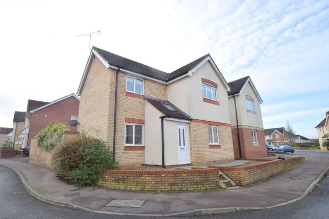 3 bed detached house for sale in Monarch Close, Haverhill