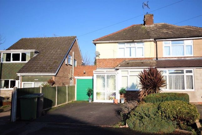 Thumbnail Property to rent in Oakhill Avenue, Kidderminster, Worcestershire