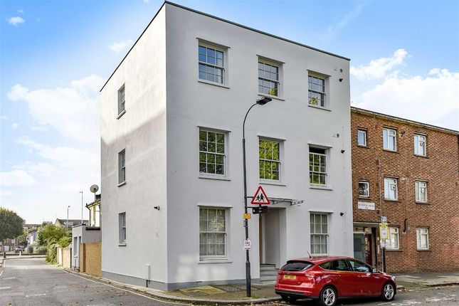 Thumbnail Flat for sale in St. Peters Road, London