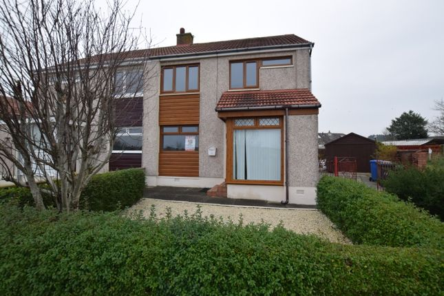 Thumbnail Flat to rent in Coldstream, West Kilbride, North Ayrshire