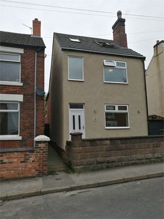 Thumbnail Detached house to rent in Bernard Street, Woodville, Swadlincote, Derbyshire