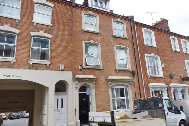Thumbnail Flat for sale in Hazelwood Road, Northampton