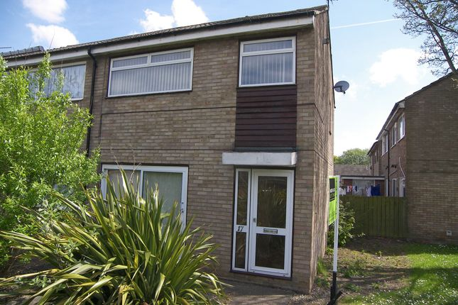 Thumbnail Semi-detached house to rent in Redcroft Green, Newcastle Upon Tyne