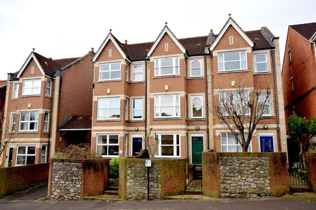 Thumbnail Terraced house for sale in Hampton Road, Bristol