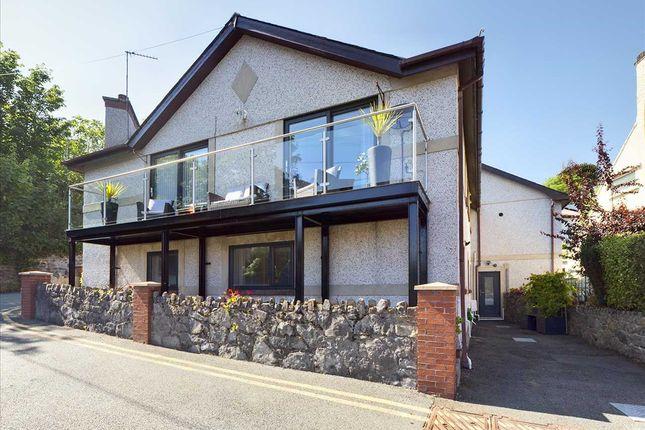 Thumbnail Detached house for sale in Coverdale, Cambria Road, Menai Bridge