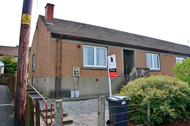Thumbnail Semi-detached bungalow for sale in Copland Terrace, Dalbeattie