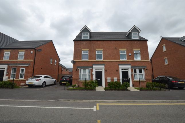 Thumbnail Semi-detached house for sale in Lambeth Road, Liverpool, Merseyside