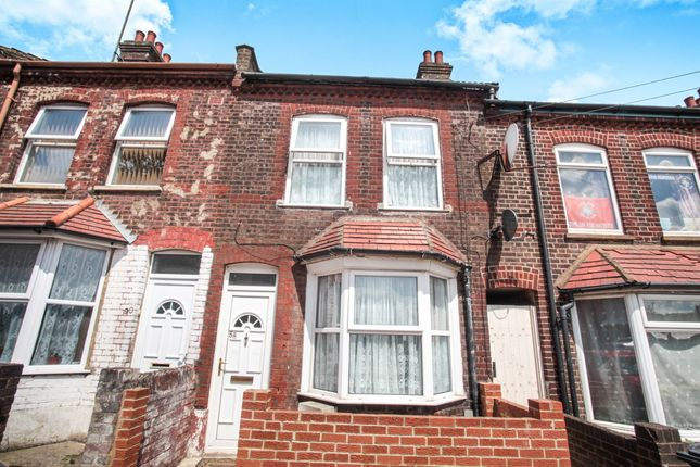 Thumbnail Terraced house for sale in Maple Road West, Luton