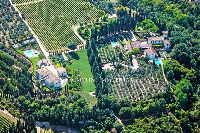 28 bed villa for sale in San Casciano Val di Pesa, Tuscany, Italy