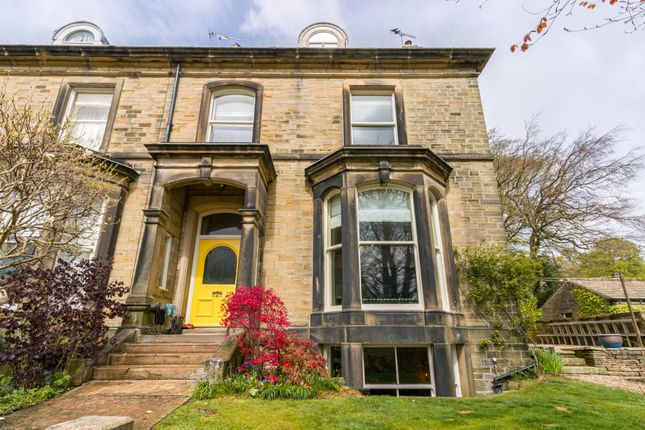 5 bed end terrace house for sale in Greenfield Road, Holmfirth HD9