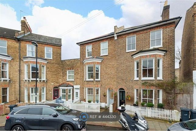 Thumbnail Semi-detached house to rent in Rommany Road, London